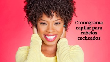 portrait of an african american woman picture id520757739 - Cabelos Cacheados: Cronograma Capilar - Como Fazer