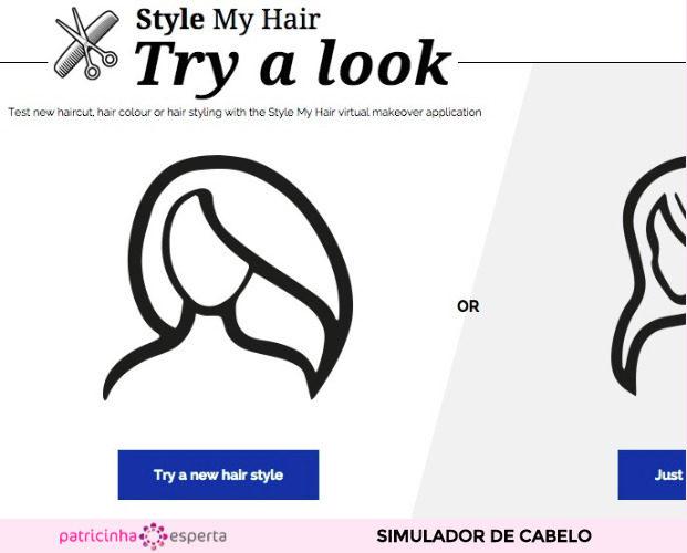 Simulador de cabelo Loreal 621x500 - Simulador de Cabelo: Corte e Cor