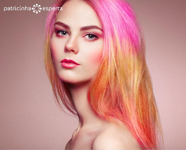 beauty fashion model girl with colorful dyed hair picture id851507632 621x500 - Tendências em cores de cabelos 2018