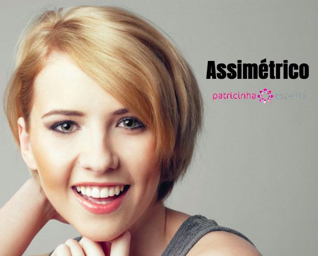 beauty portrait of young smiling woman with short hair picture id163950240 621x500 - Cabelo loiro 2018: Tendências em Cortes, Cores e Mechas