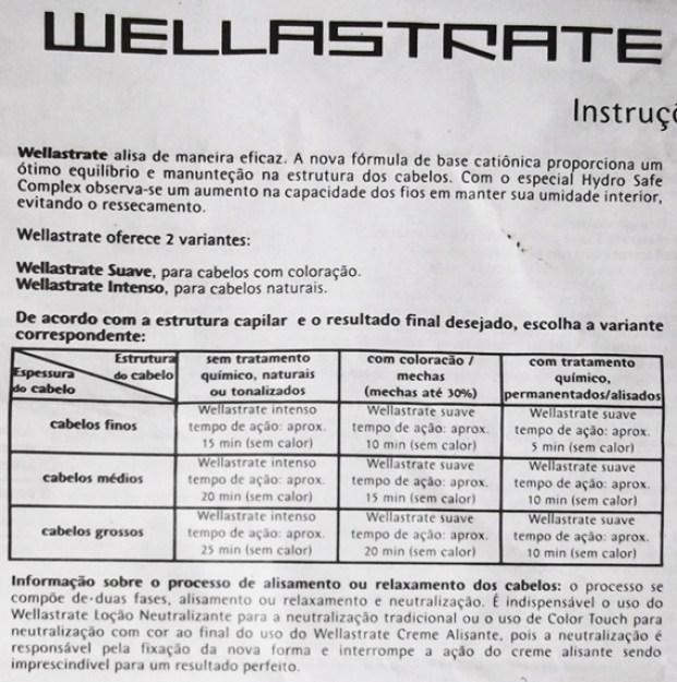 wellastratebula1 - Wellastrate: Quem pode usar?