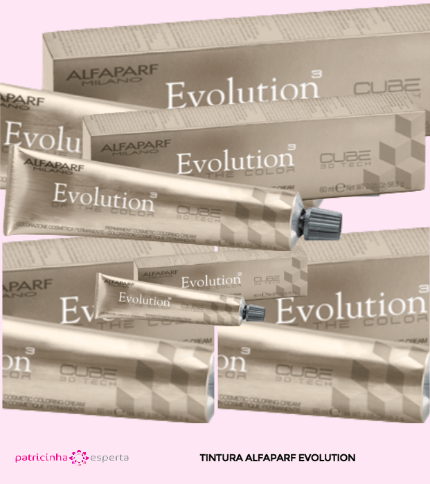 Tintura Alfaparf Evolution - Tintura Antialérgica Para Cabelo - As Melhores [novo]