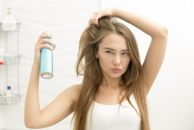 dormir com shampoo a seco - Dormir Com Shampoo a Seco?