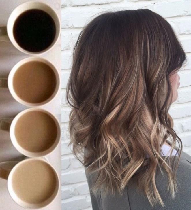 4c7143c6df0f11029b3e7d42b3df3b98 - Balaiagem Café: Coffe Hair - 30 Cabelos Para Você Copiar