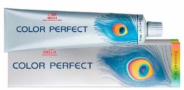 Wella Perfect Color Special Mix 60ml - Matizador azul ou Roxo? Qual Usar?