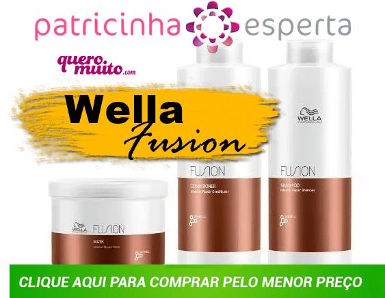 wella fusion - Wella Fusion Produtos - Para que serve