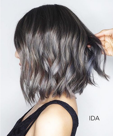 ombre - Ombre Hair Em Cabelo Curto: Fotos Inspirações, Tendências de Cores