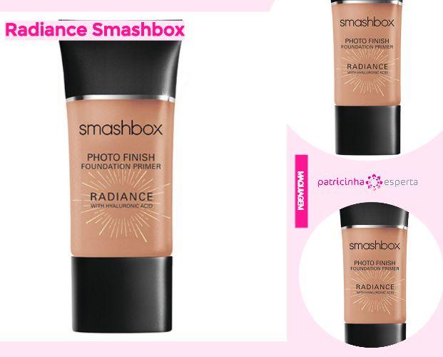 Radiance Smashbox - Primer Smashbox Resenha: Como Funciona, Diferenças, Como Usar