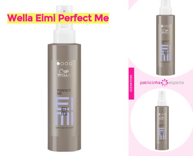 Wella Eimi Perfect Me 1 - BB Cream Para Cabelos ✅ Qual O Melhor? Como Usar, Como Age.
