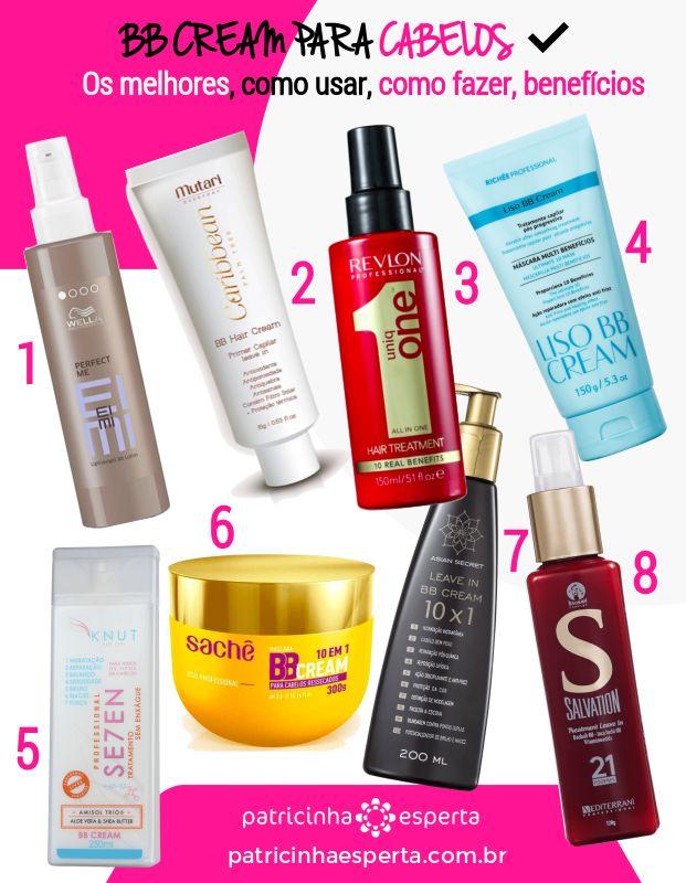 bb cream para cabelos - BB Cream Para Cabelo ✅ Qual O Melhor? Como Usar, Como Age.