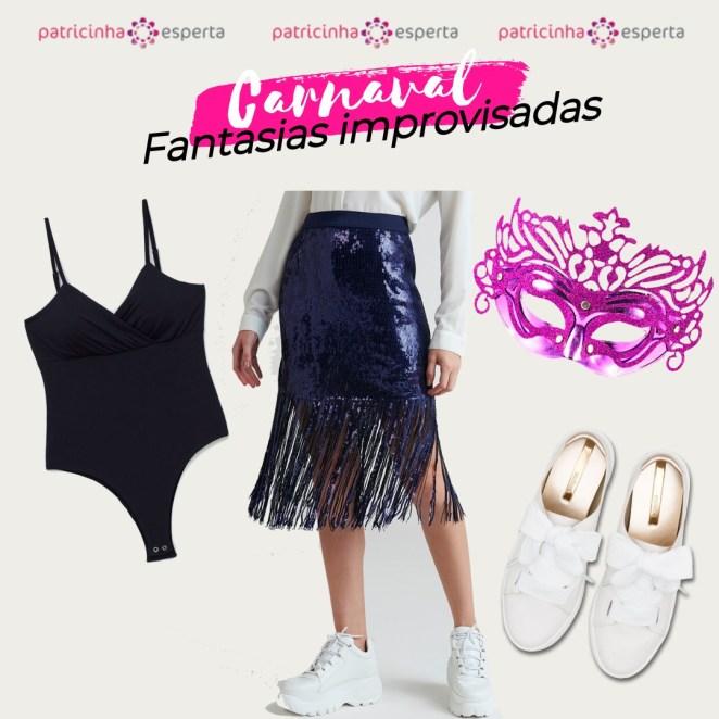 fantasia carnaval 2019 3 - Fantasias De Carnaval 2019: Looks Para Copiar