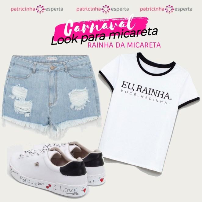 roupa para micareta - Fantasias De Carnaval 2020: Looks Para Copiar