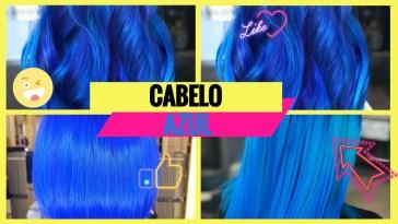 cabelo azul 1 - Cabelo Azul: Como Pintar Em Casa, Fotos Inspirações, Como Cuidar