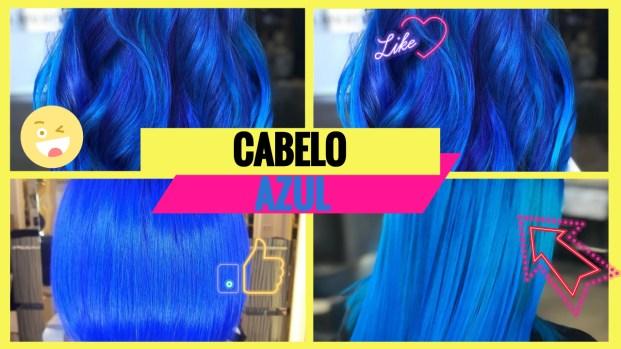 cabelo azul 1 621x349 - Cabelo Azul: Como Pintar Em Casa, Fotos Inspirações, Como Cuidar
