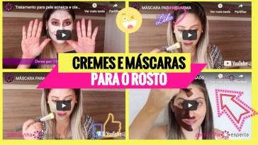 CREMES - Creme Hidratante Caseiro e Máscara: Top [35] Receitas Para Cabelos e Pele