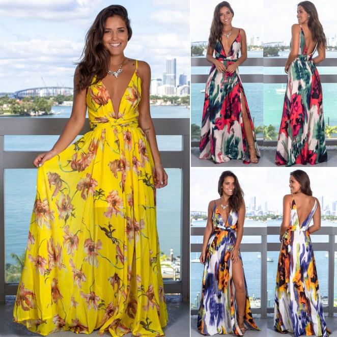 HTB1SHy0dvWG3KVjSZFgq6zTspXa2 - Vestidos Estampados 2021: 90 Looks Inspirações, Trends