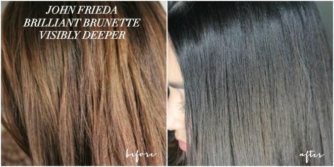visibly deeper before and after - Shampoo Tonalizante ✅ Como Funciona, Qual o Melhor? Como Usar