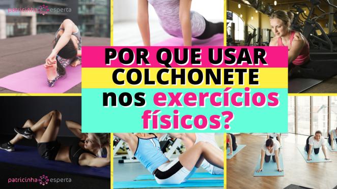 Como Escolher o Shampoo Certo 7 - Por que usar colchonete nos exercícios físicos?