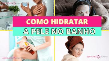 Como Escolher o Shampoo Certo 1 3 - Como Hidratar A Pele No Banho