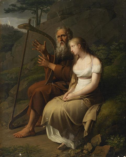 Ossian and Malvina