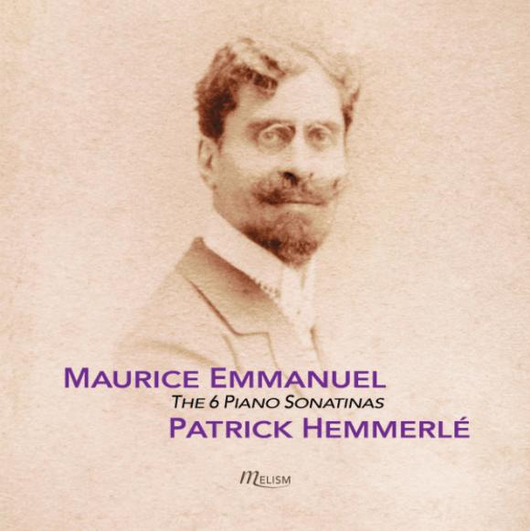 20 - Patrick Hemmerlé - Maurice Emmanuel-6 Sonatines