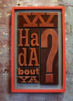 hand crafted letters : typographic art