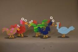 Monsterhühner