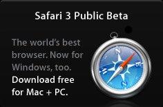 Safari 3 Beta