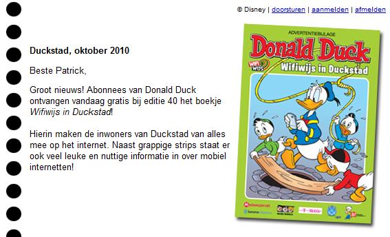 Wifiwijs in Duckstad