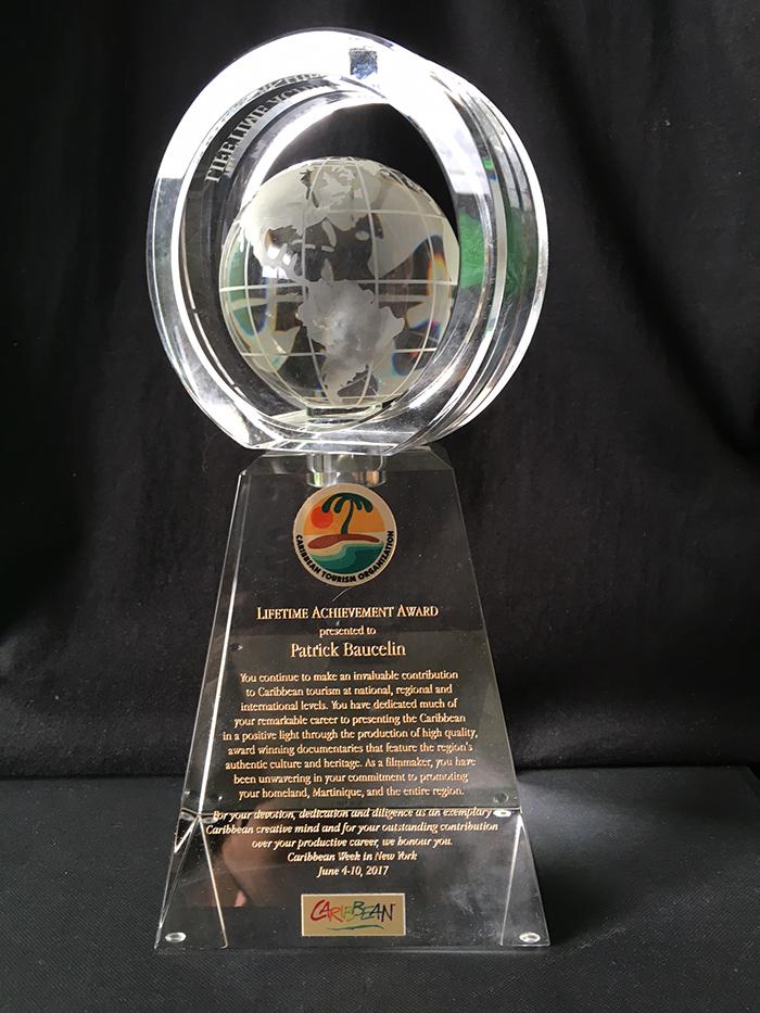 Prix de l'année remis à New-York lors de la Caribbean Week, 2017