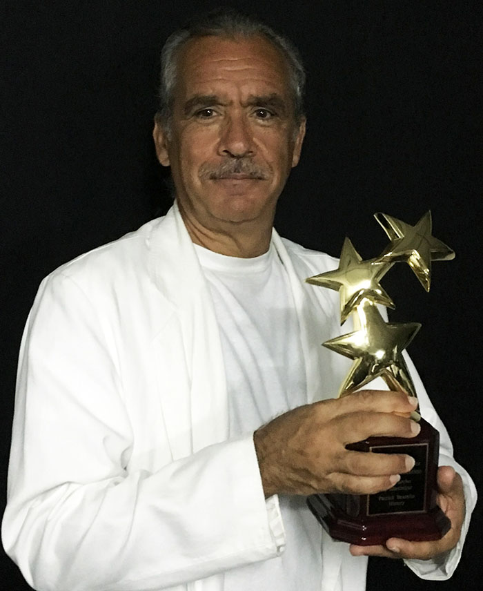 AWARD CALIFORNIE
