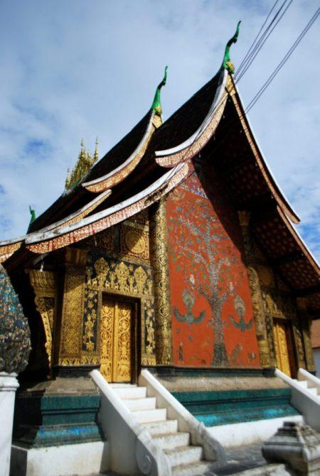 Three days in Luang Prabang: Wat Xieng Thong is a must