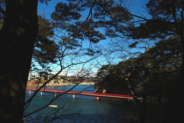 Matsushima Bay, Fukuura island