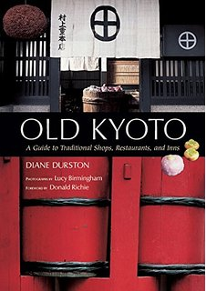 books on kyoto: old kyoto
