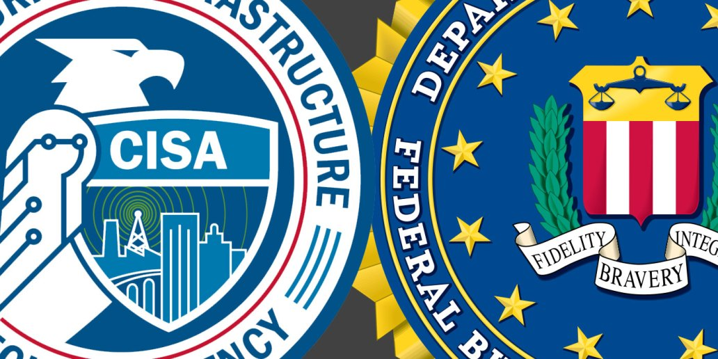 CISA & FBI Releases Ransomware Awareness for Holidays and Weekends