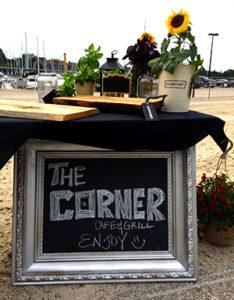 corner grill