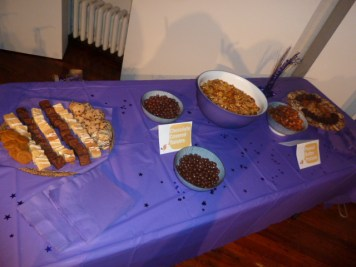Snack Table