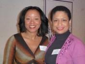 Cynthia Robinson, Melissa Maxwell, Board Member
