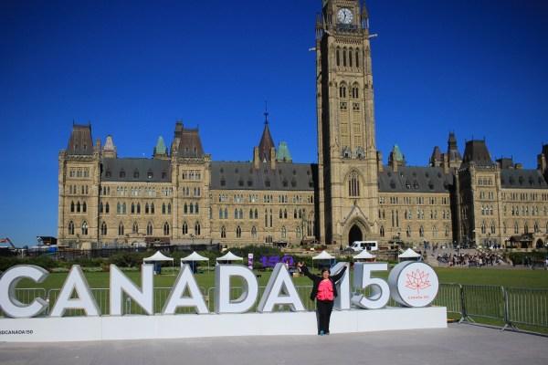 Kathleen @ Canada 150