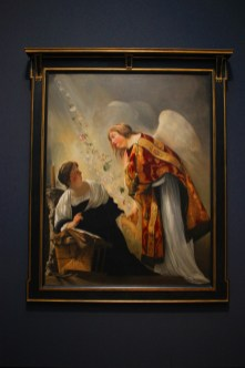 The Annunciation of the Virgin's Death