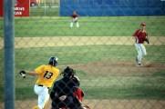 Julian batting