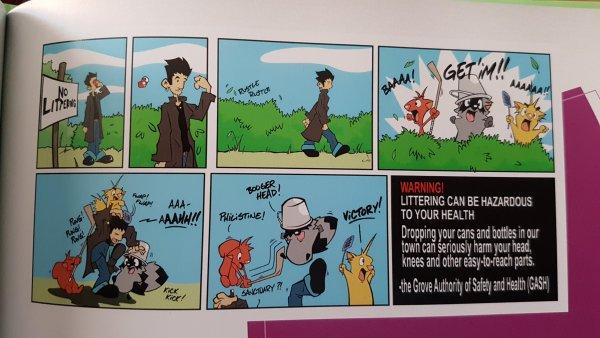 The Grove cartoon by Steve Groves