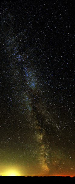 Panorama of the galaxy
