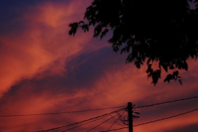Sunset, Jun. 27