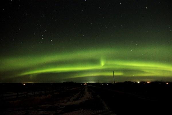 Auora borealis