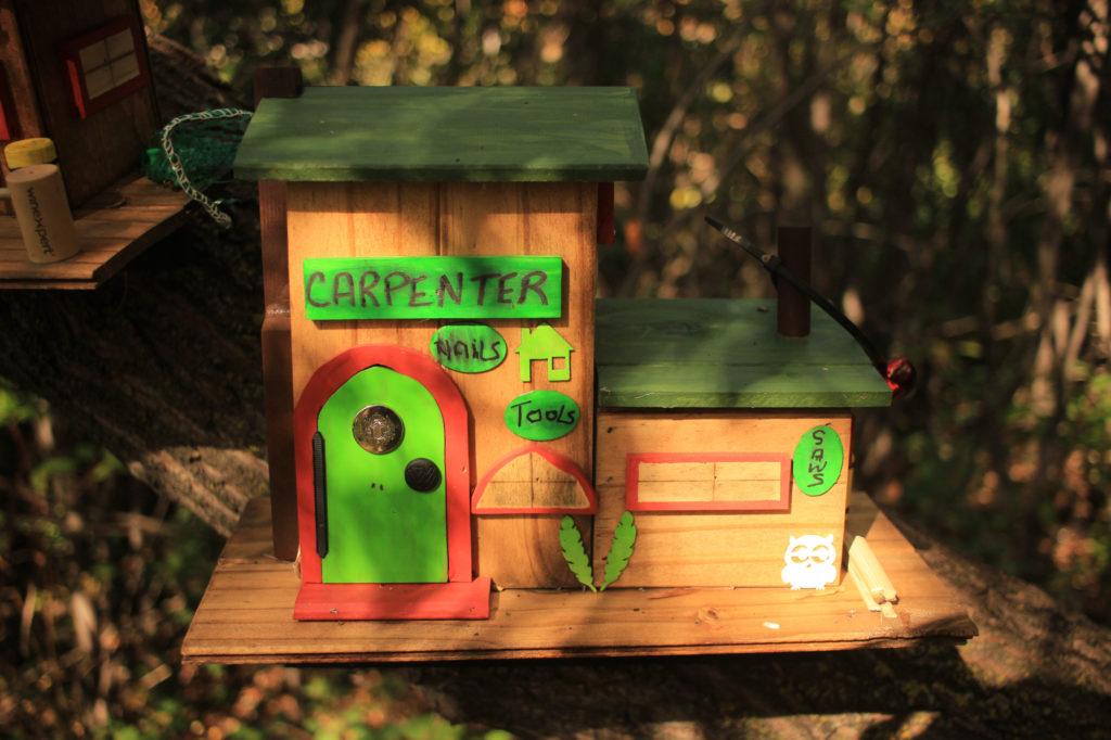 Pixie Village - Carpenter Shop