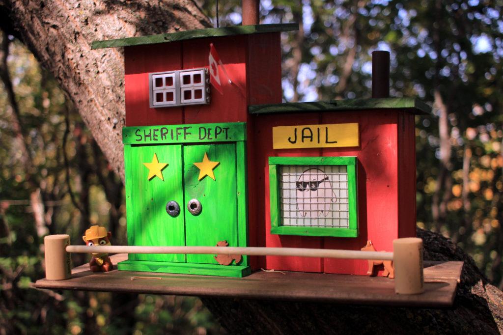 Pixie Village - Sheriff Dept. & Jail