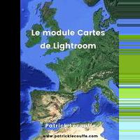 Couverture Module Cartes de Lightroom
