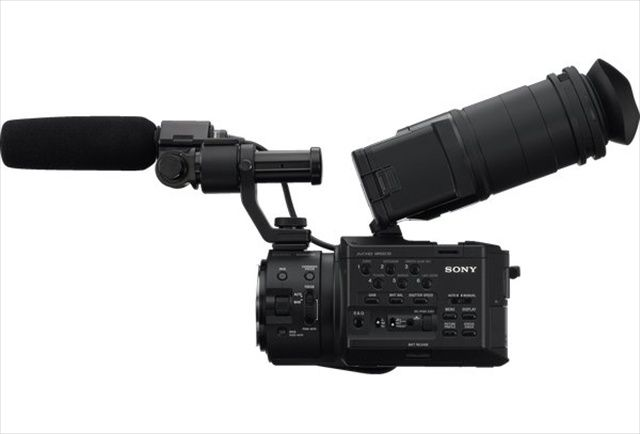 The Sony NEX-FS100 – Why I like it and why it flopped.
