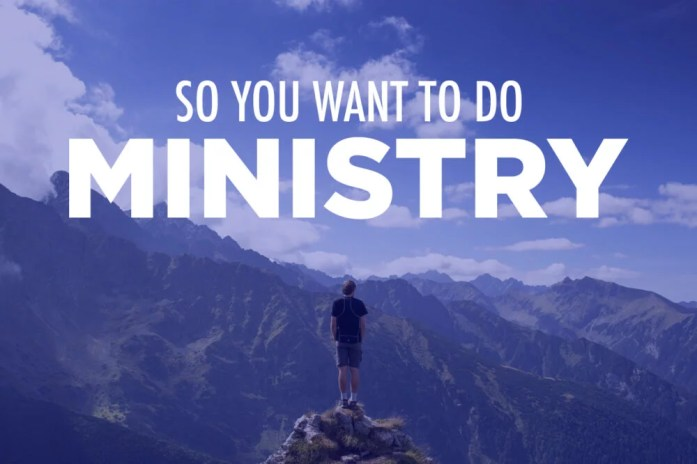 ministry calling